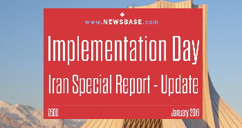 Iran Implementation Day Special Report Cover