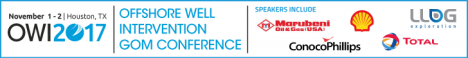 4th Annual Offshore Well Intervention Conference GOM 2017