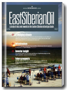 East Siberia Oil and Gas Report